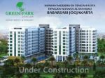 Green-Park-Apartment-Babarsari-Jogjakarta